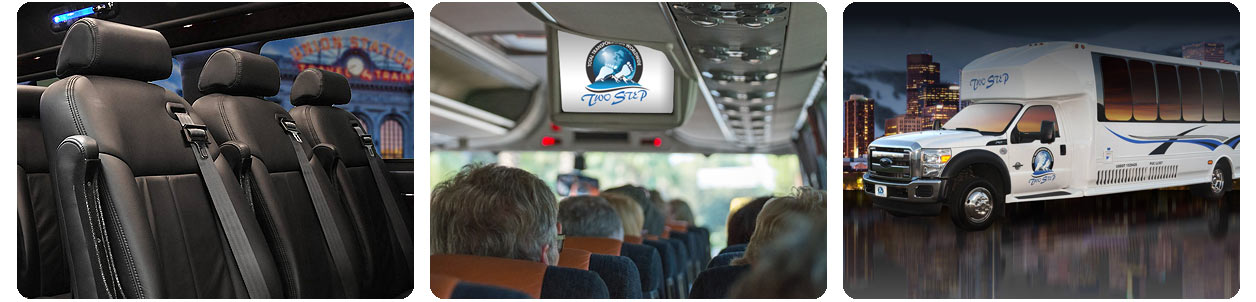 Denver Corporate Shuttle Coach Transportation