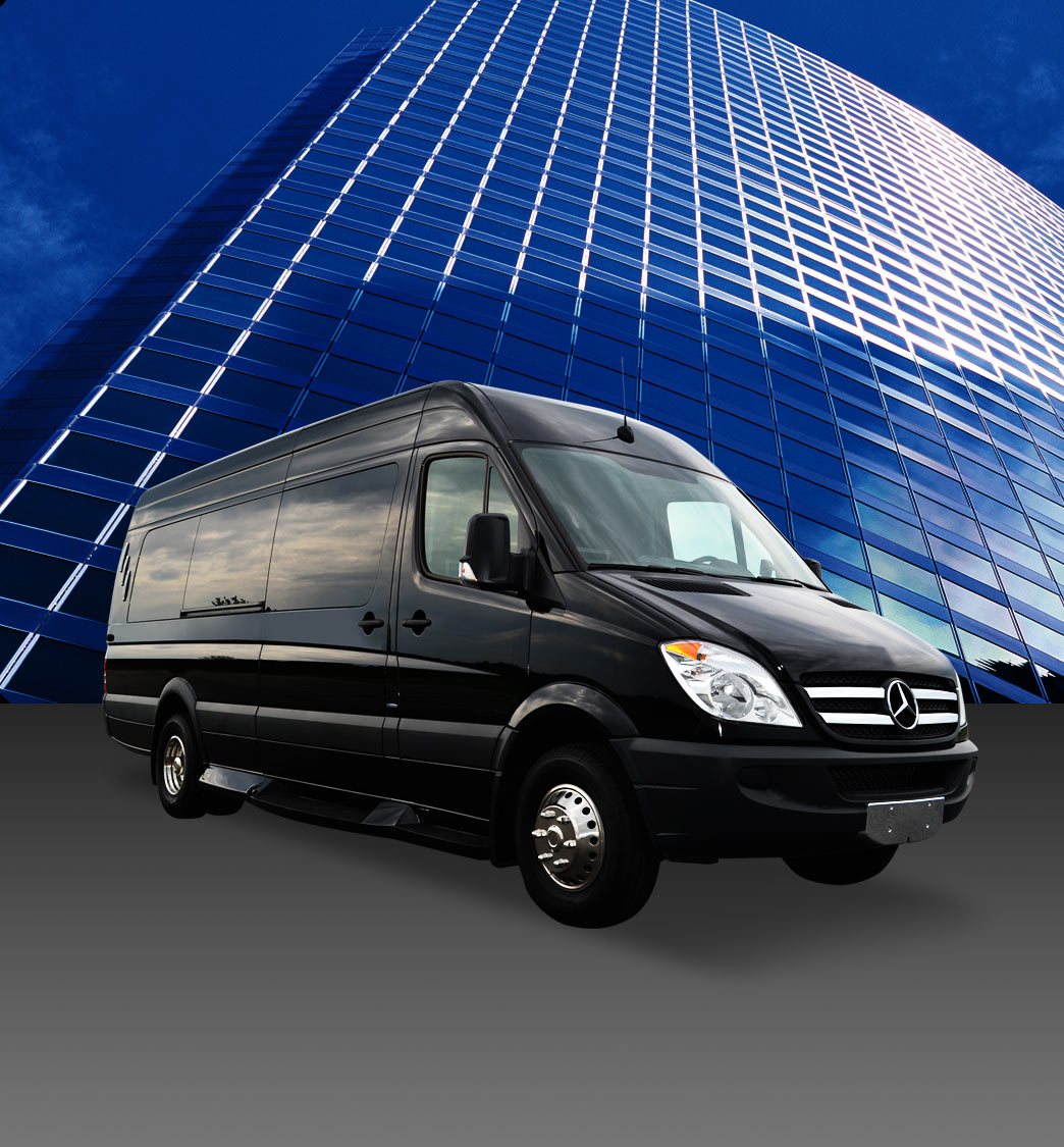 Corporate Executive Shuttle Coach Services